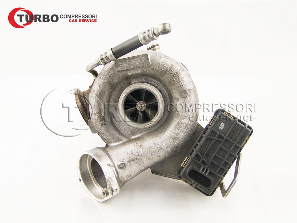 turbo turbina 758352 usato car service market