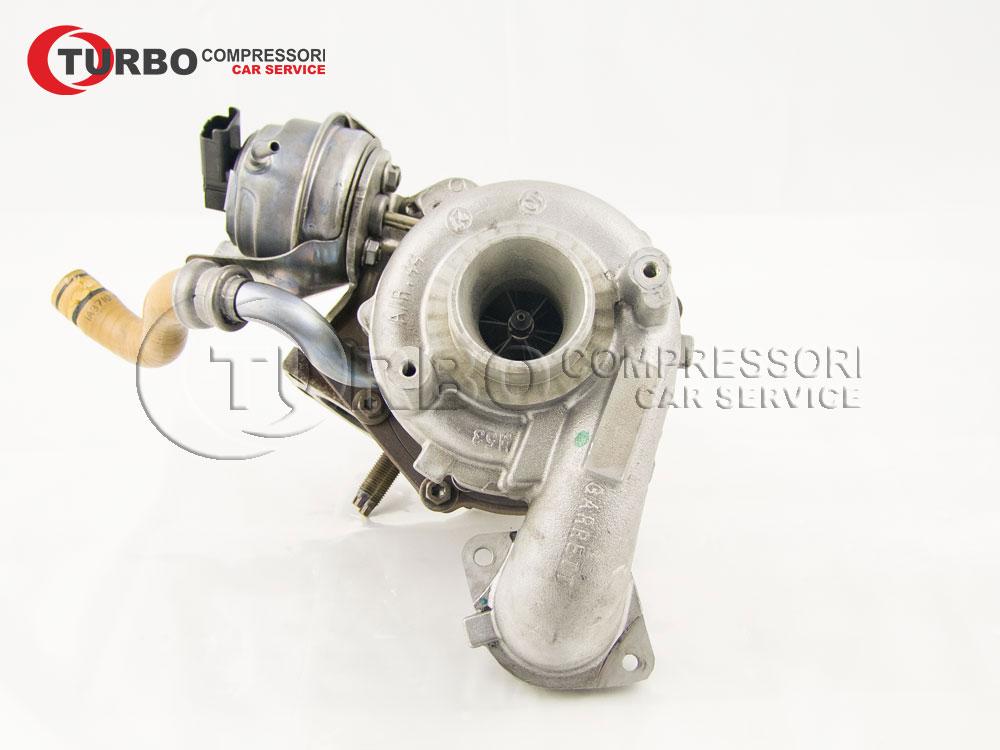 turbo turbina 784011 usato car service market