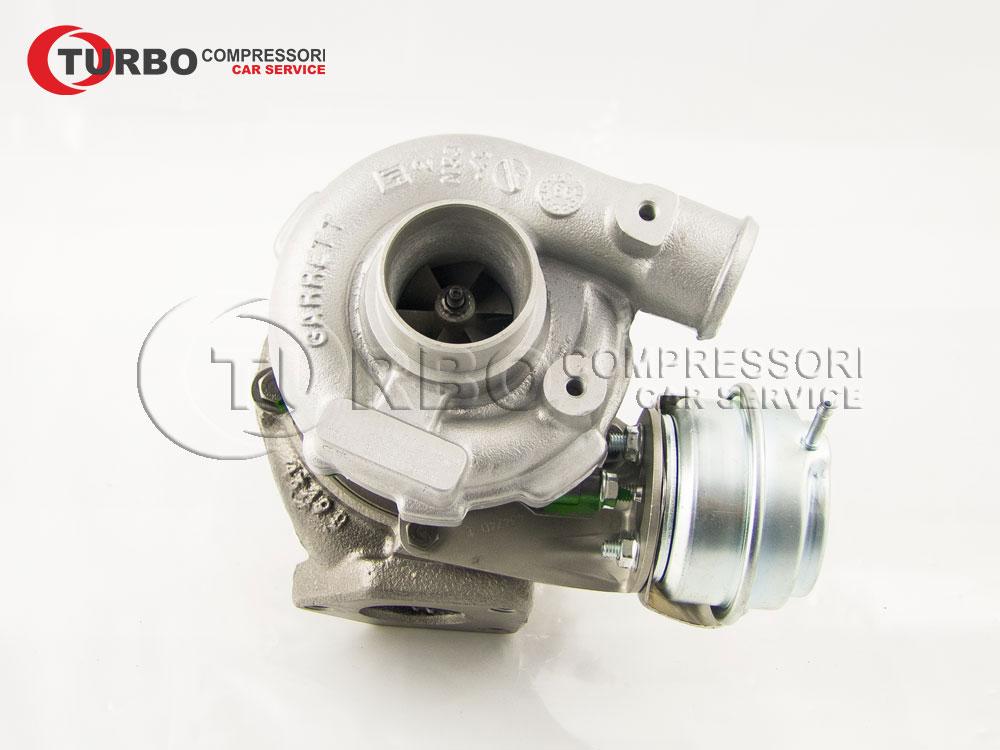 turbo turbina 700447 rigenerato car service market