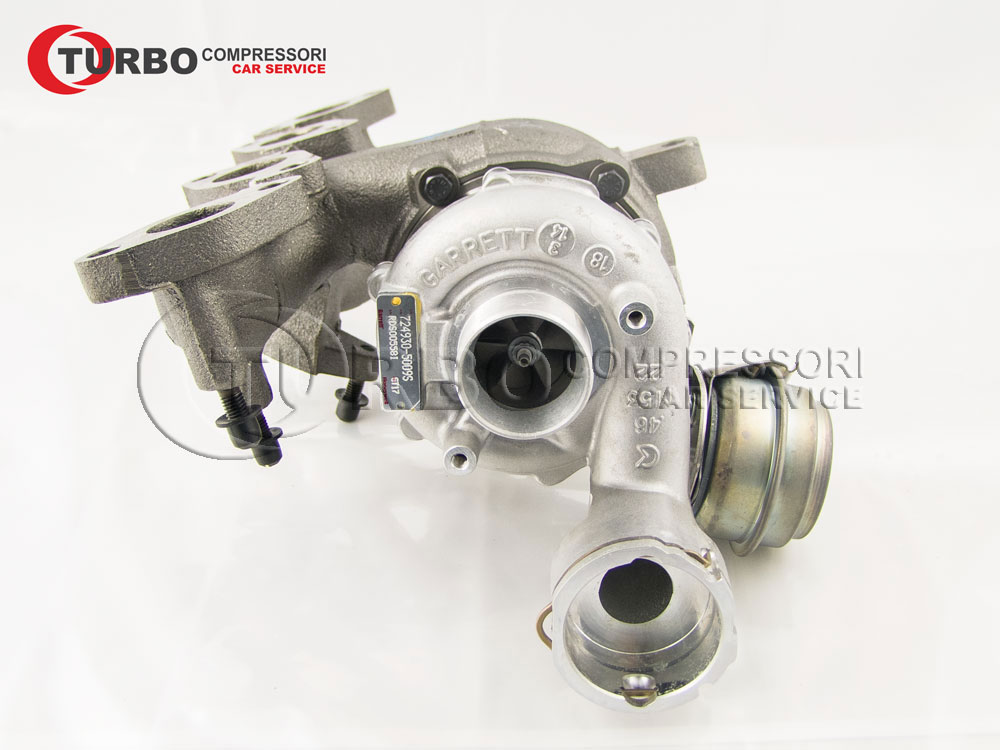 turbo turbina 724930 nuovo originale car service market