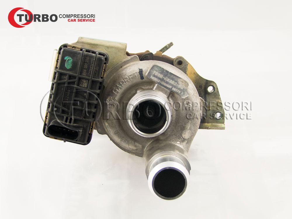 turbo turbina 763647 usato car service market