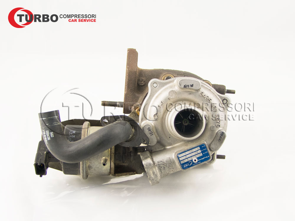 turbo turbina kkk 54309700000 usato car service market