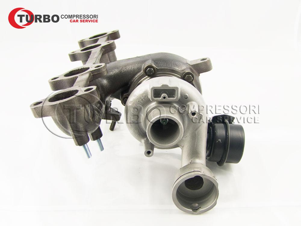 turbo turbina kkk 54399700022 rigenerato car service market