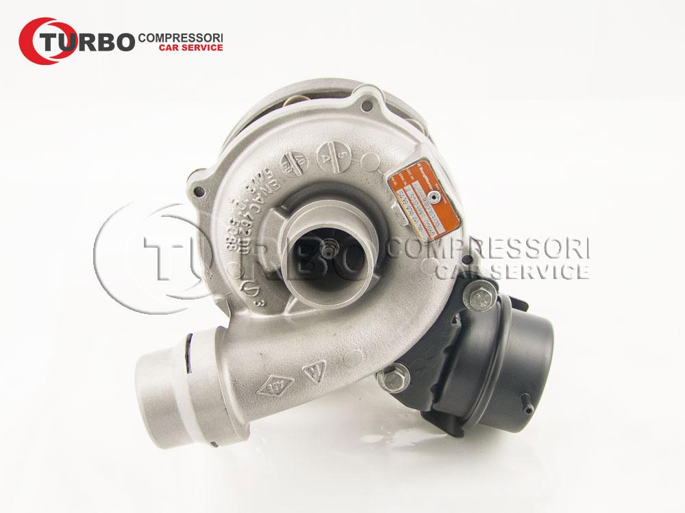 turbo turbina kkk 54399700070 rigenerato car service market