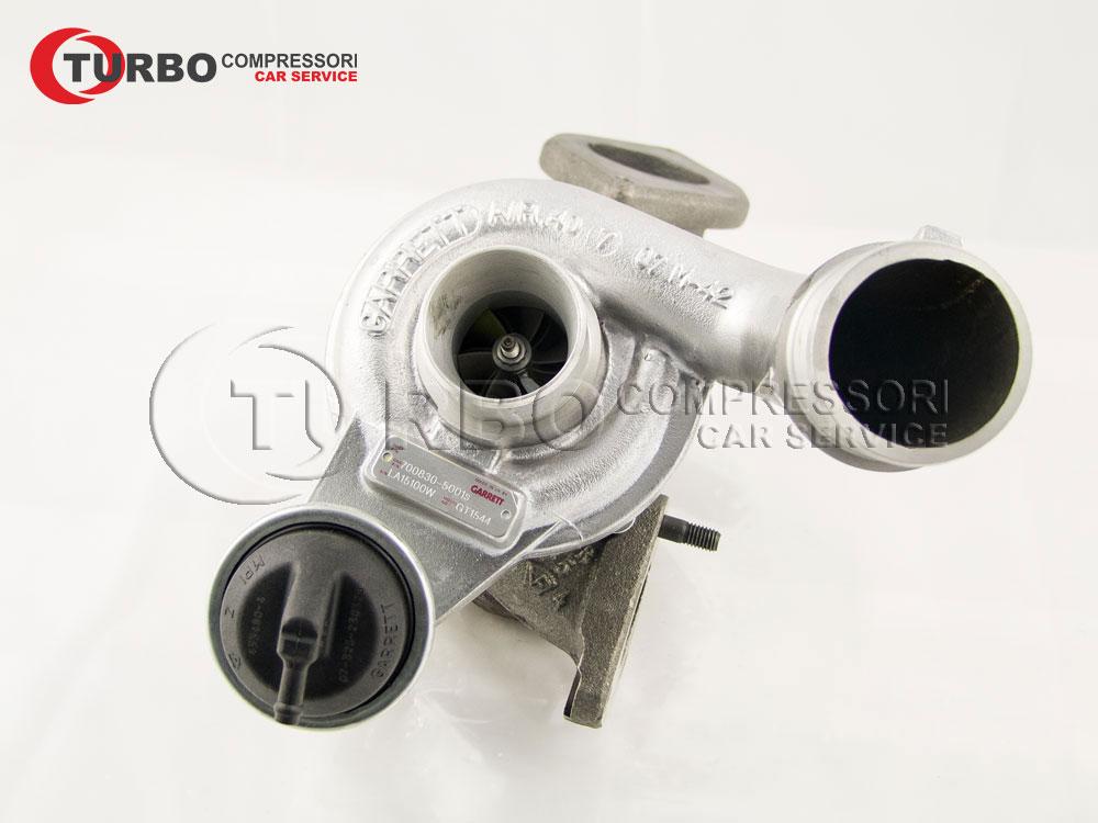 turbo turbina 700830 nuovo car service market