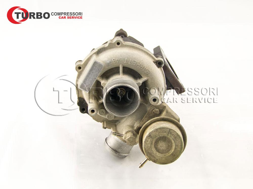 turbo turbina 701729 usato car service market