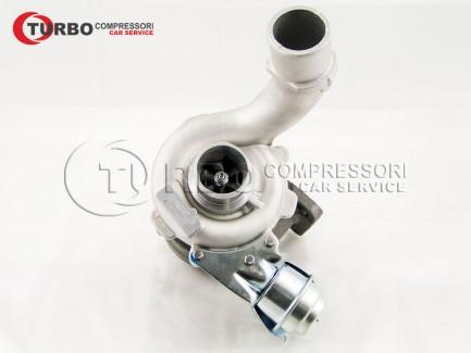 turbo turbina 708639 nuovo car service market