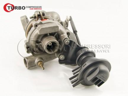 turbo turbina 712290 rigenerato car service market