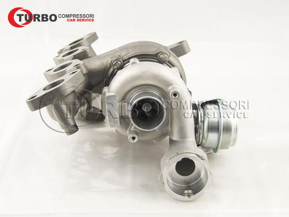 turbo turbina 724930 nuovo car service market