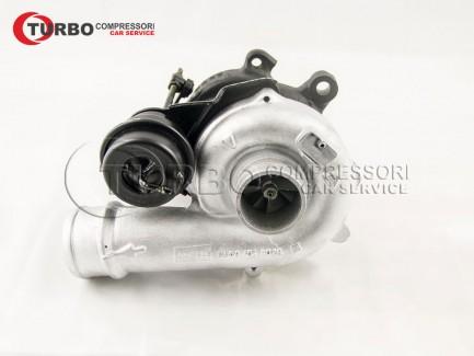 turbo turbina kkk 53049880022 rigenerato car service market