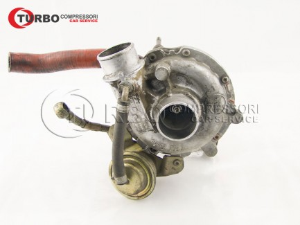turbo turbina ihi vl17 usato car service market