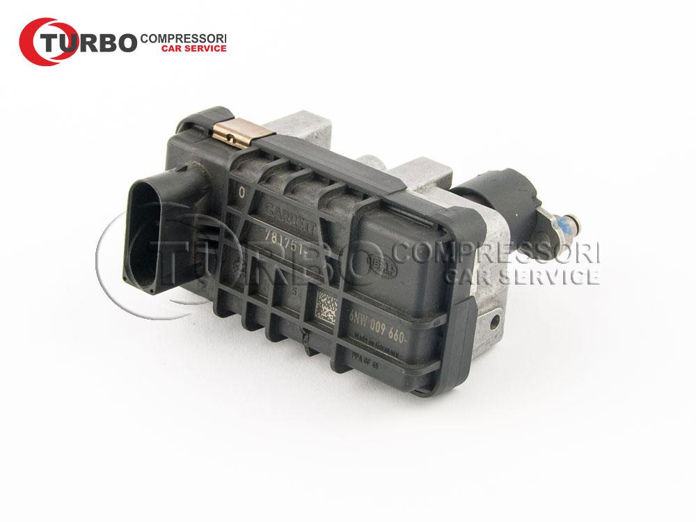 attuatore elettronico car service market